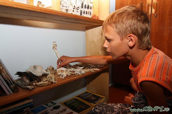 ОКЕАНИЯ (Детский научно-приключенческий лагерь на море)