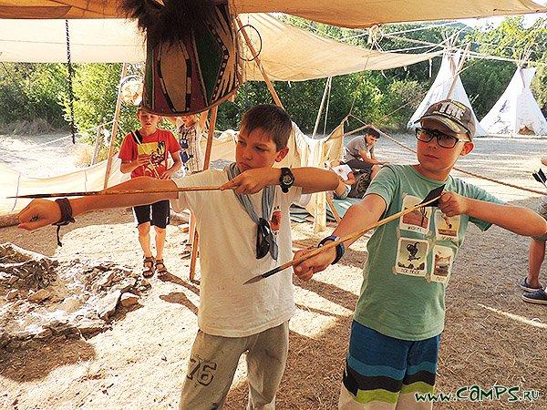 Детские лагеря будущего
